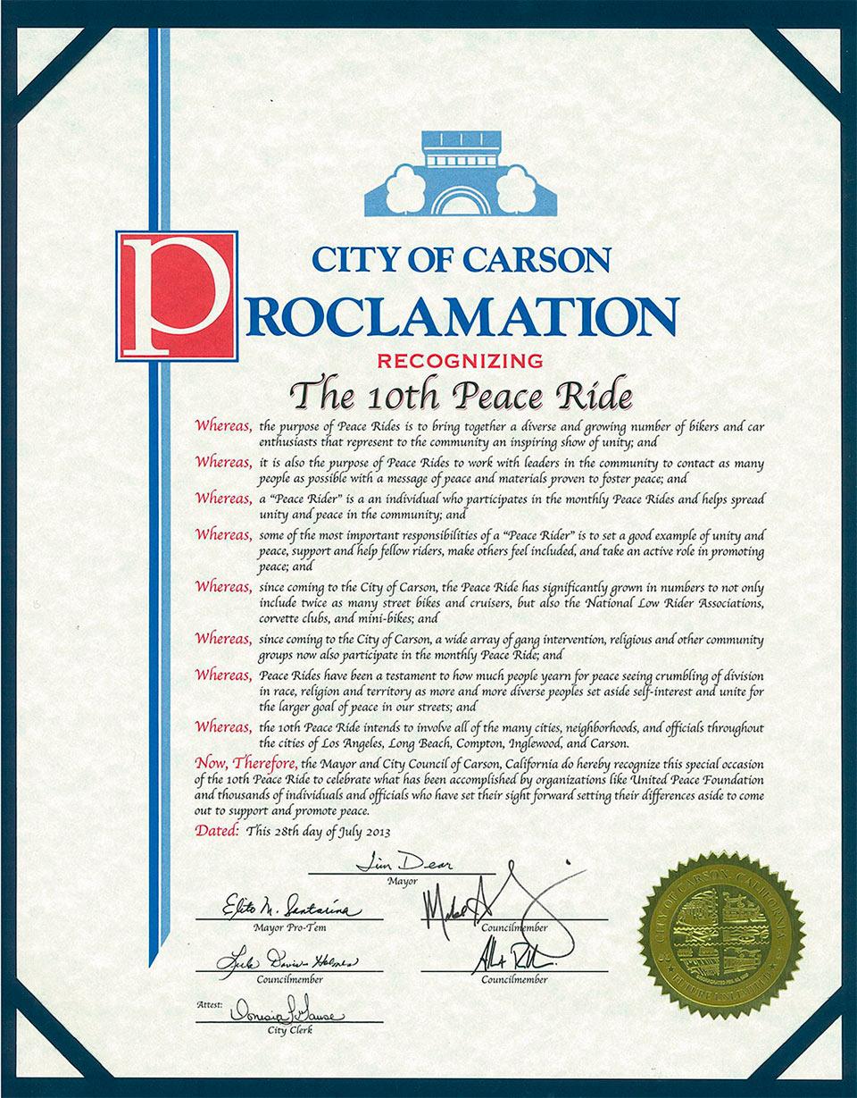 Jim-Dear-Mayor-Carson-10th-Peace-Ride